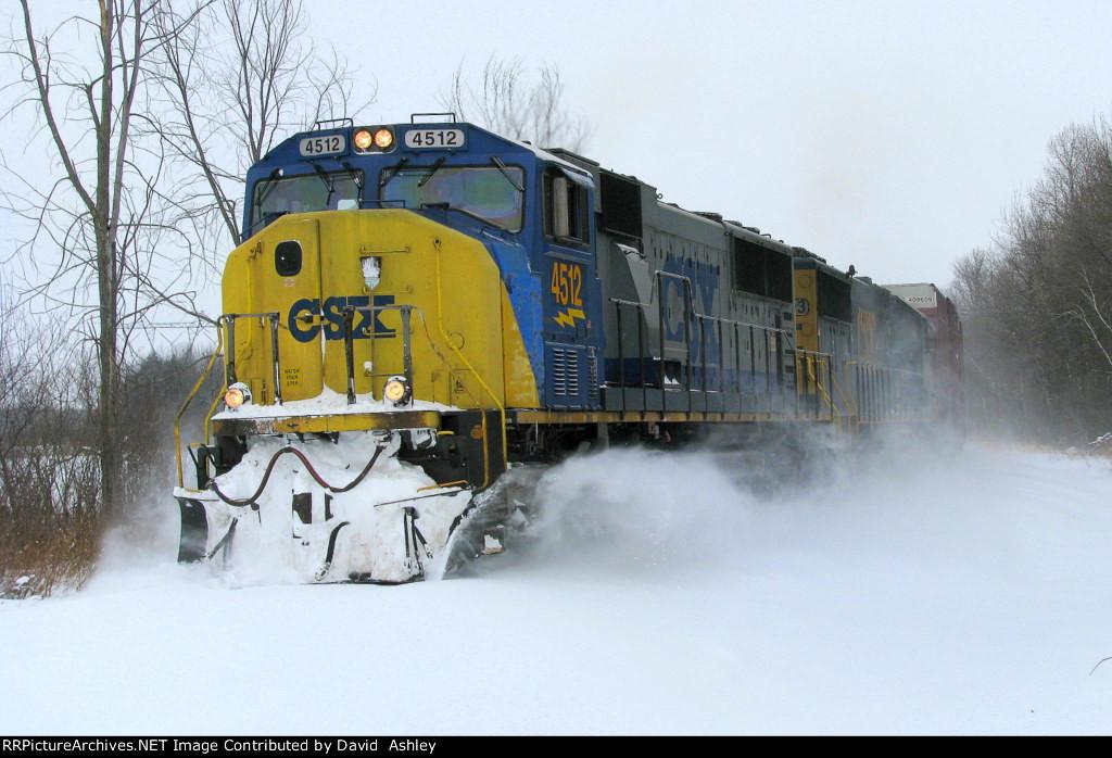CSX B798/CN 327