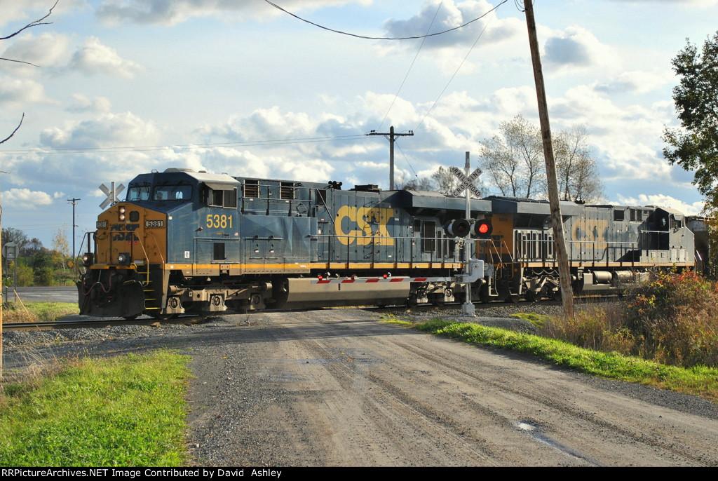 CSX L621