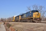CSX Q226 - Saint Matthews, KY (Louisville)