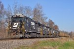 NS 71J - Oakland City Junction, IN