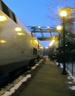 Amtrak's Hoosier State brings #145 Phase III