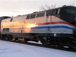 Amtrak #145 Phase III Heritage Paint Scheme