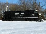 NS EMD SD45-2 1703