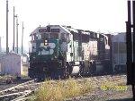BNSF GP50 3128