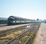 Amtrak Central Station