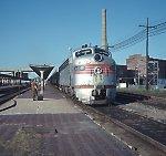 Amtrak Denver Zephyr