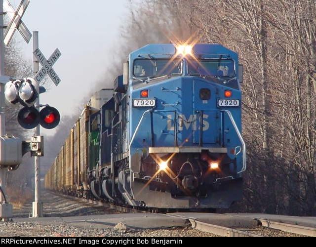 CSX (LMS) 7920