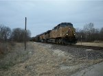 UP 7226 eastbound UP loaded coal train