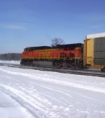 BNSF 5394 (DPU)