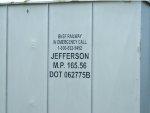 BNSF Jefferson St. Crossing