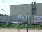 Harrison St. Station Sign