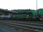 BNSF 6703 East