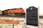 BNSF and History