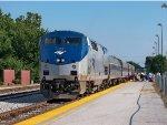 Loading Up Amtrak 392