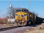 UP #6733 Pulling A Southbound Coal