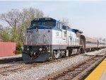 Amtrak #508