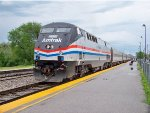 Amtrak #822