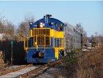 CO&E #1161 Pulling The Santa Train