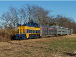 CO&E Santa Train