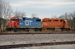 GTW #5847 And EJ&E #670