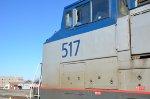 Amtrak #517