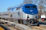 Amtrak #157
