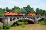 Extremely Rare Consist-GP38-2 Galore