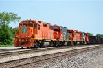 Extremely Rare Consist-GP38-2 Galore (2)