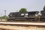 NS 9933 at Pomona Yard