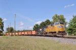 NS 921 - Bondville, KY