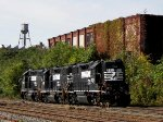 A Trio of NS Engines