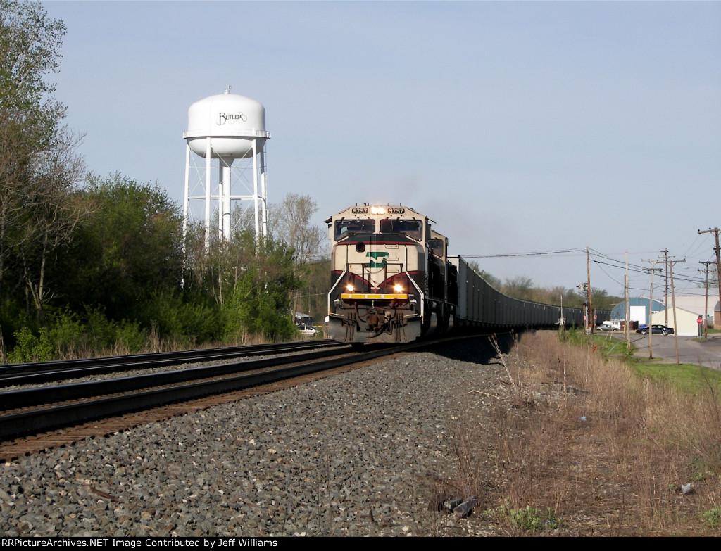 BNSF Eastbound