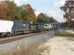 Leased Engines on the CSX