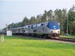 Amtrak #163 Leading The Silver Star