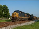 CSX #777 Leading A Northbound Coal