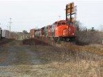 CN 503 Preparing to Stop
