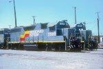 CSXT GP38-2 2569