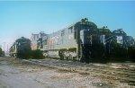 CSXT U30C 7279