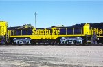 ATSF 125 - Barstow, CA - 6/24/81