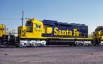 ATSF 5000 - Barstow, CA - 6/24/81
