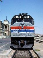 AMTK 500 - Barstow, CA - 6/24/81