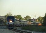 IC Themed Amtrak