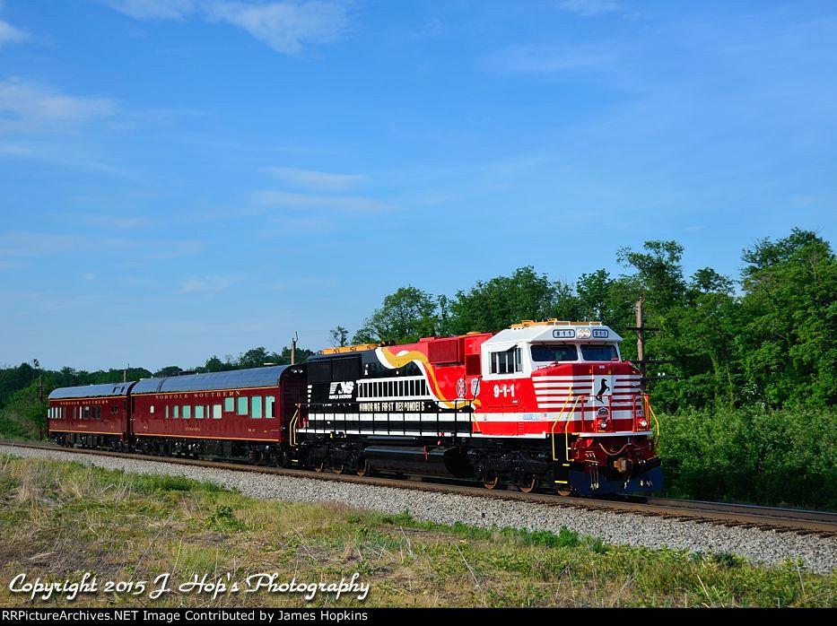 Norfolk Southern Transportation 956