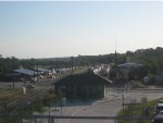 DGNO Mercer yard DART station view