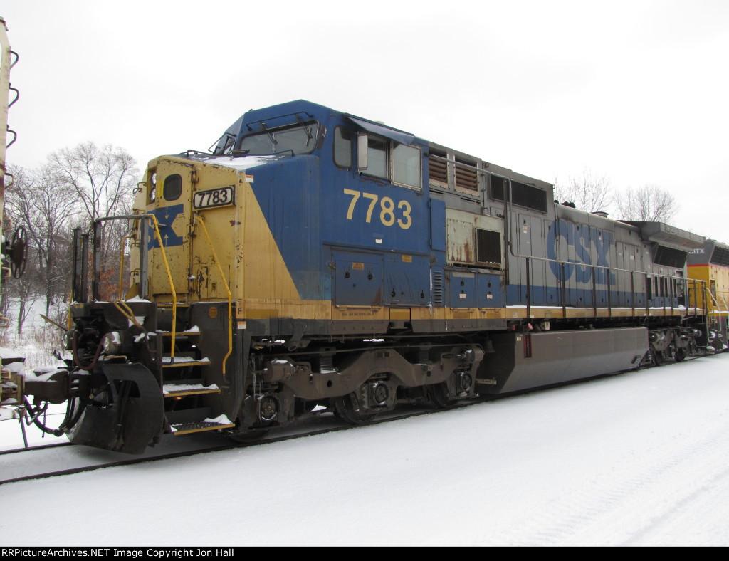 CSX 7783