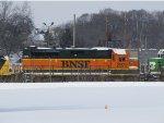BNSF 2972
