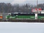 BNSF 2109