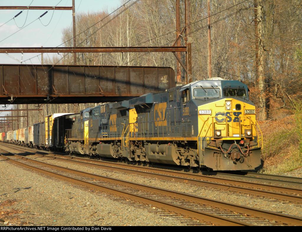 CSX 5380 Q409-11