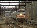 SEPTA Training Train