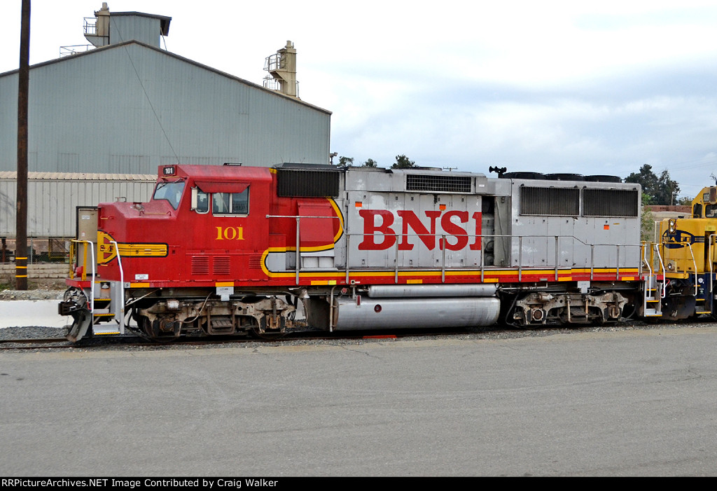 BNSF 101